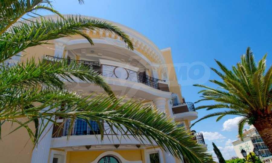 Letzte freie Apartments im Luxuskomplex Messembria Palace 13