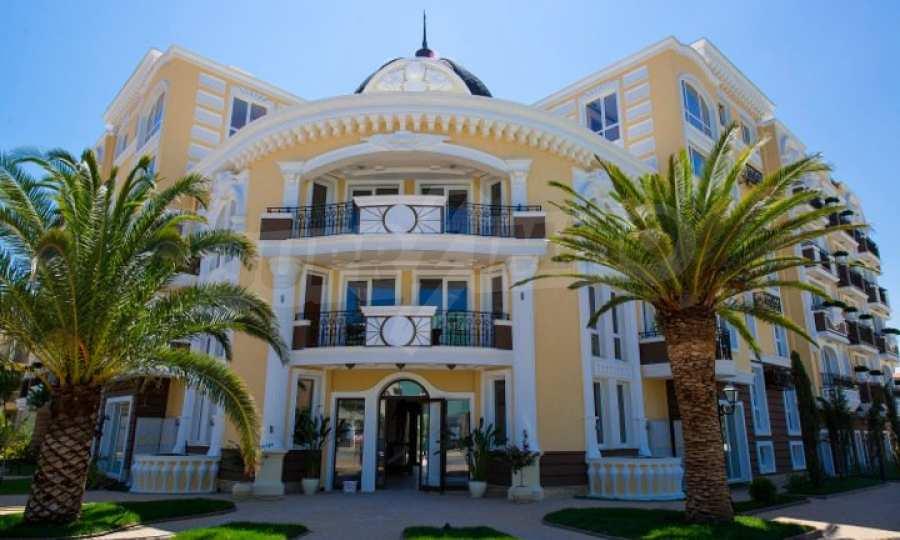 Letzte freie Apartments im Luxuskomplex Messembria Palace 14