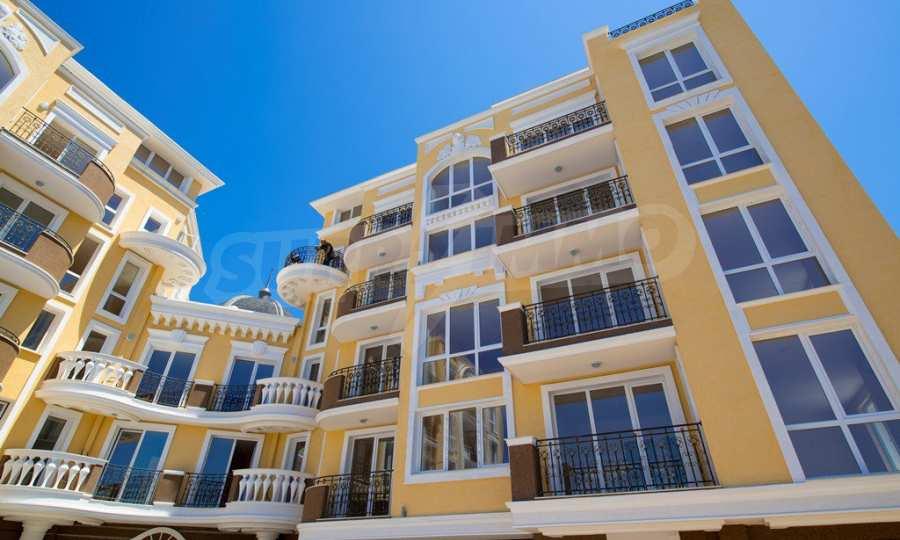 Letzte freie Apartments im Luxuskomplex Messembria Palace 1