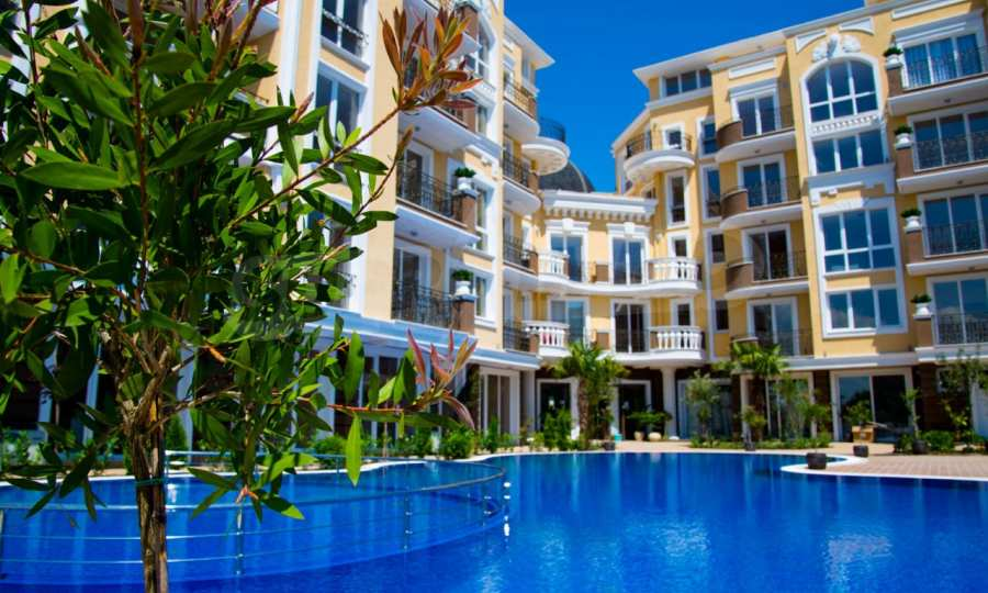 Letzte freie Apartments im Luxuskomplex Messembria Palace 20
