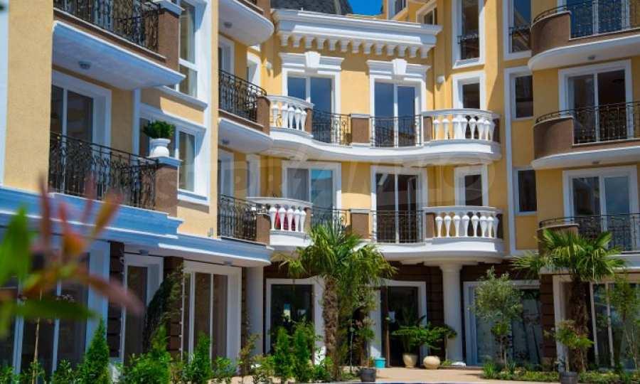 Letzte freie Apartments im Luxuskomplex Messembria Palace 21
