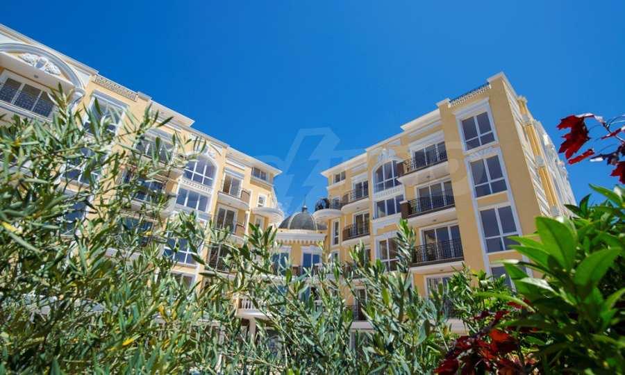 Letzte freie Apartments im Luxuskomplex Messembria Palace 2