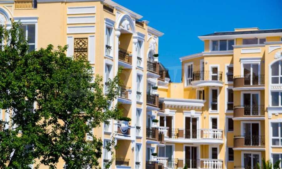 Letzte freie Apartments im Luxuskomplex Messembria Palace 29
