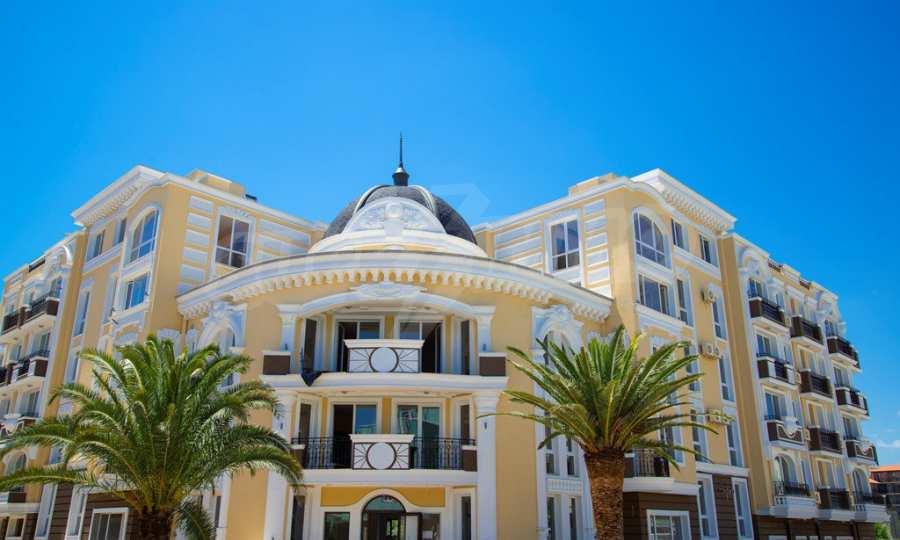Letzte freie Apartments im Luxuskomplex Messembria Palace 3