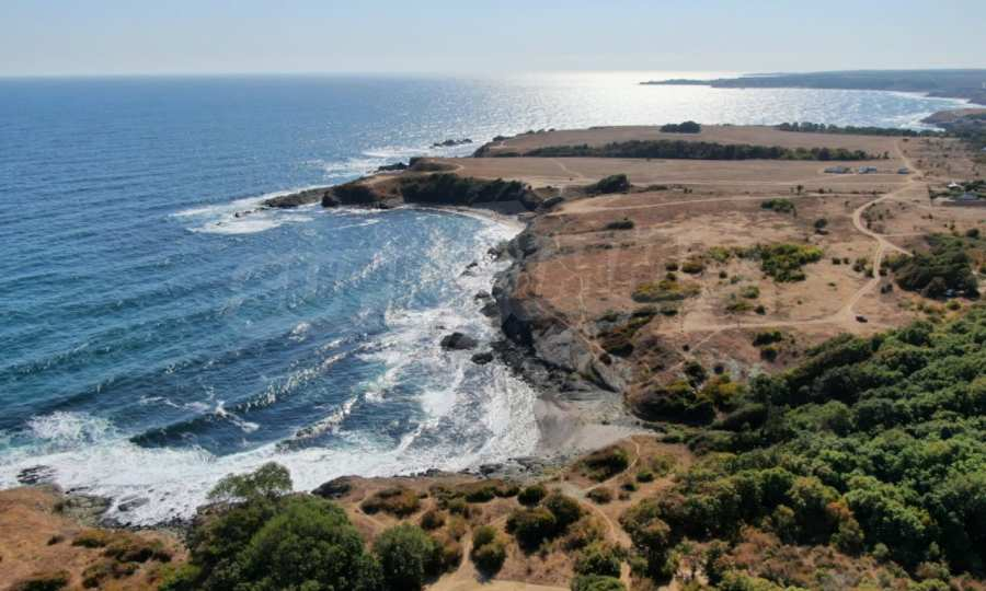 Unique coastal plot of land with excellent investment potential near the village of Varvara, Tsarevo municipality