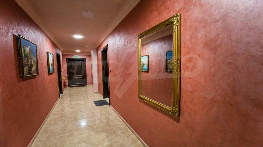 Apartments im Komplex Emilia Romana im Dorf Rawda 11