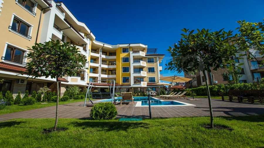 Apartments im Komplex Emilia Romana im Dorf Rawda 17