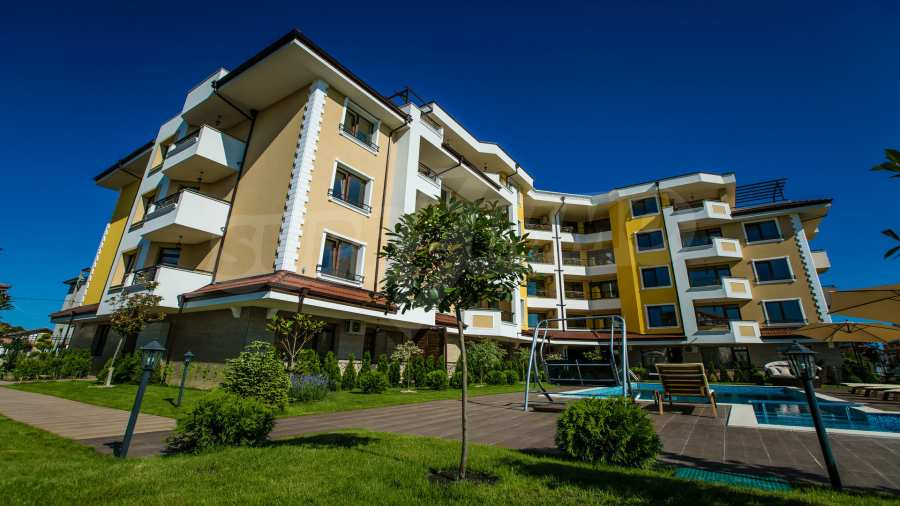 Apartments im Komplex Emilia Romana im Dorf Rawda 18
