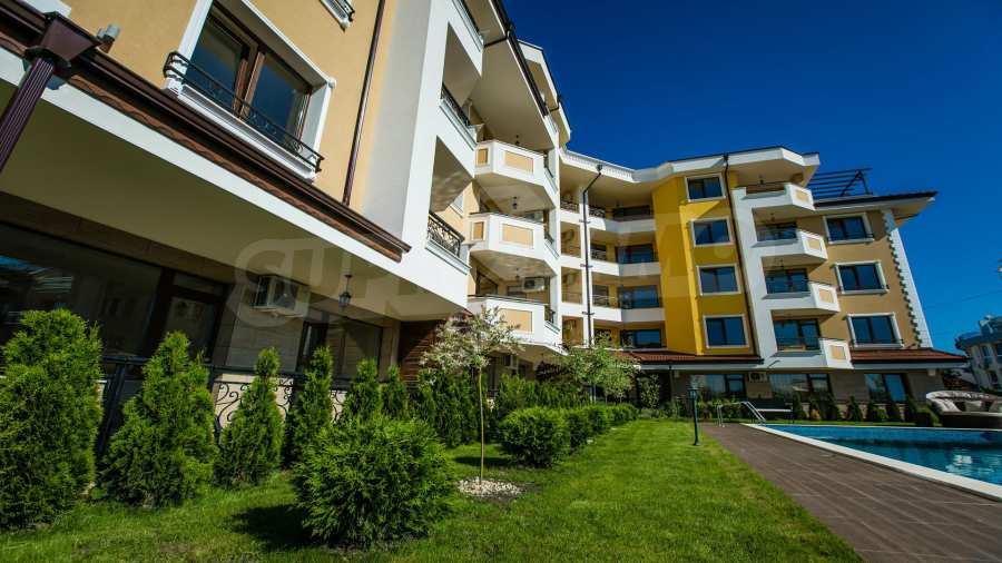 Apartments im Komplex Emilia Romana im Dorf Rawda 19