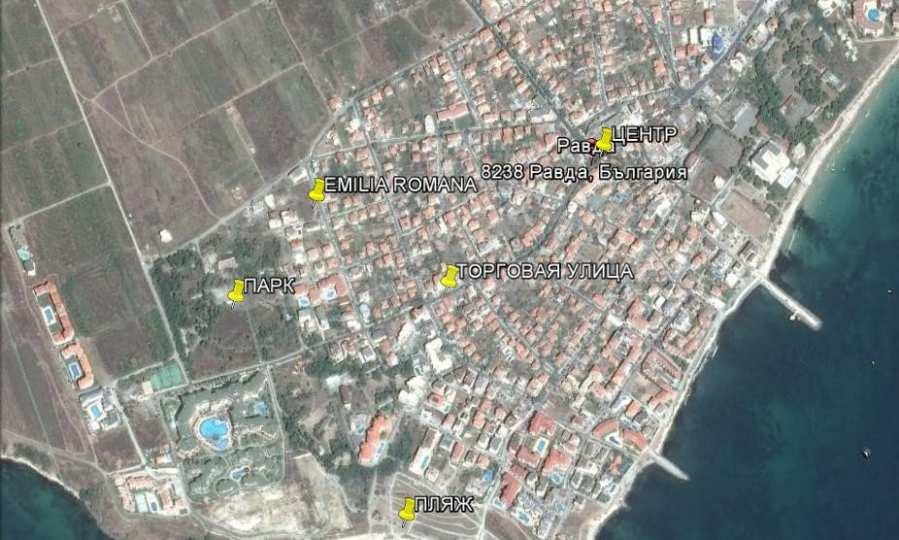 Apartments im Komplex Emilia Romana im Dorf Rawda 28