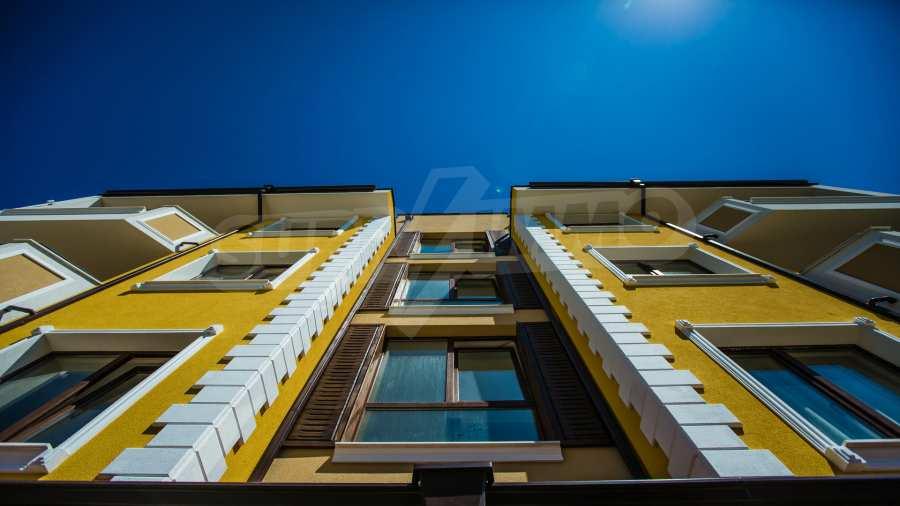 Apartments im Komplex Emilia Romana im Dorf Rawda 7