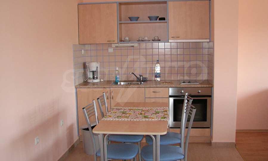 2-Raum-Apartment in der Nähe vom Strand am Sonnenstrand 9