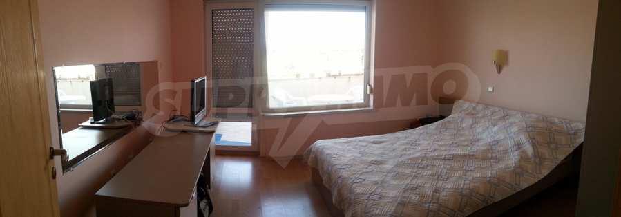 2-Raum-Apartment in der Nähe vom Strand am Sonnenstrand 12