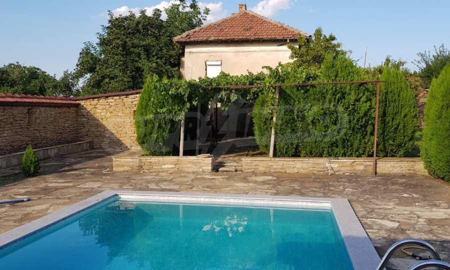 Wunderschönes Haus 34 km von Weliko Tarnowo entfernt 33
