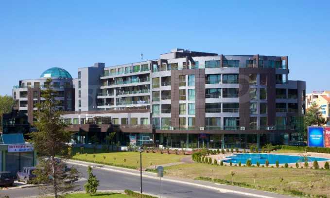 Exklusiv - 1-Raum-Apartment im Komplex Sunny Beach Plaza  12