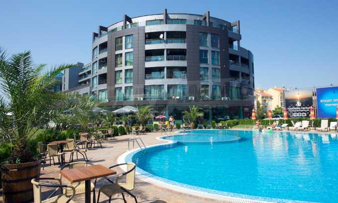 Exklusiv - 1-Raum-Apartment im Komplex Sunny Beach Plaza  13