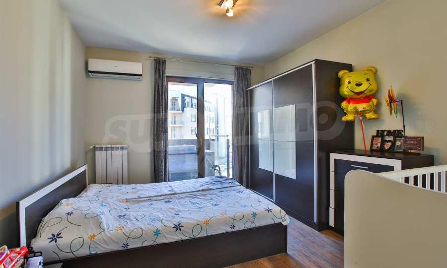 3-Raum-Apartment im geschlossenen Komplex Flora Park 13