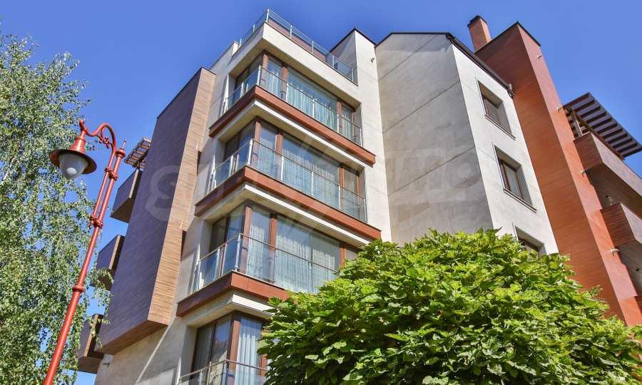 3-Raum-Apartment im geschlossenen Komplex Flora Park 18