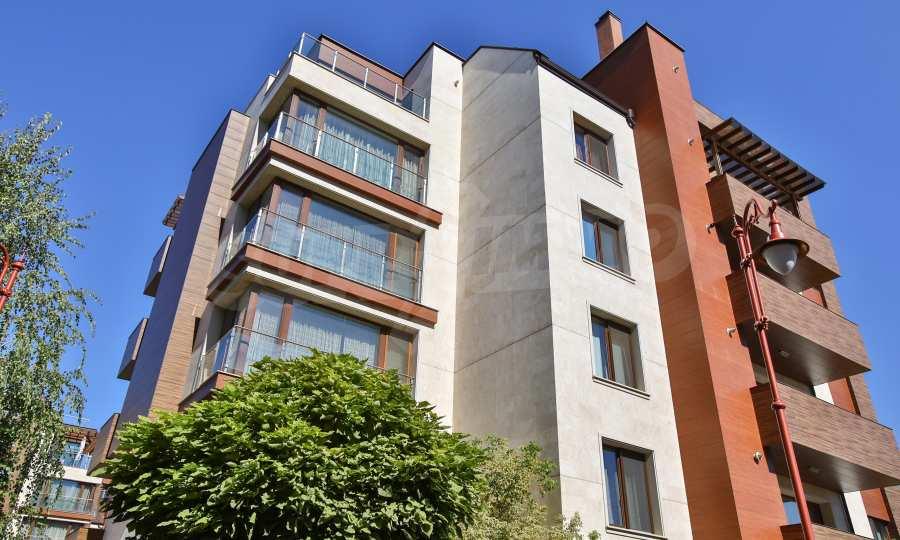 3-Raum-Apartment im geschlossenen Komplex Flora Park 19