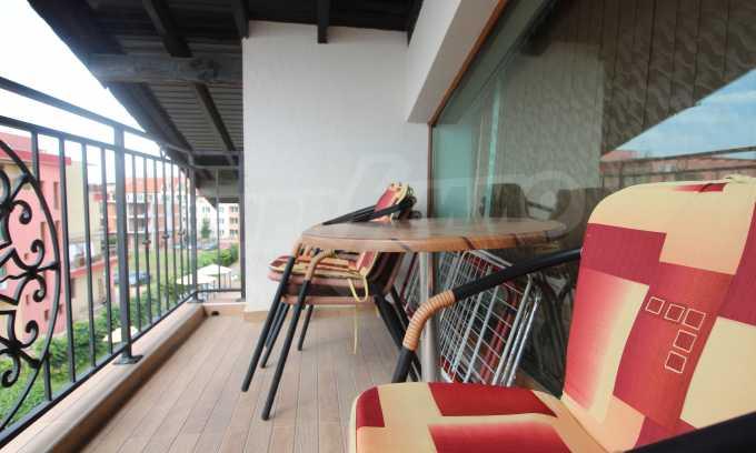 Apartment auf 2 Ebenen in unmittelbarer Nähe vom Strand in Rawda, neben Nessebar 9
