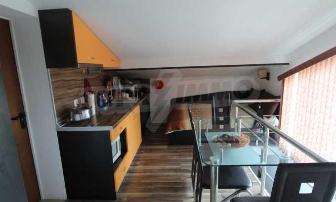 Apartment auf 2 Ebenen in unmittelbarer Nähe vom Strand in Rawda, neben Nessebar