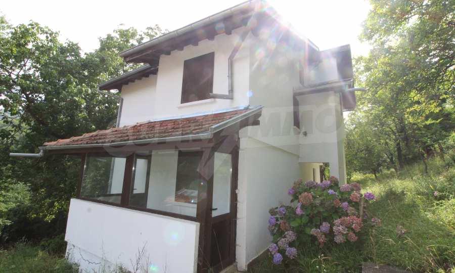 Renoviertes zweistöckiges Haus in einem Dorf, 10 km von Gabrowo entfernt 31