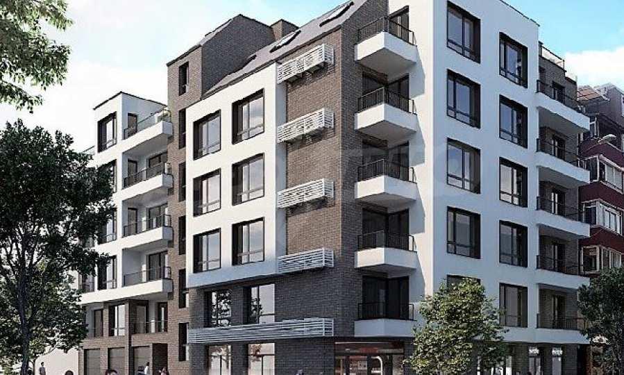 Neue Apartments im Boutiquegebäude in der Nähe vom Zentrum von Burgas 1