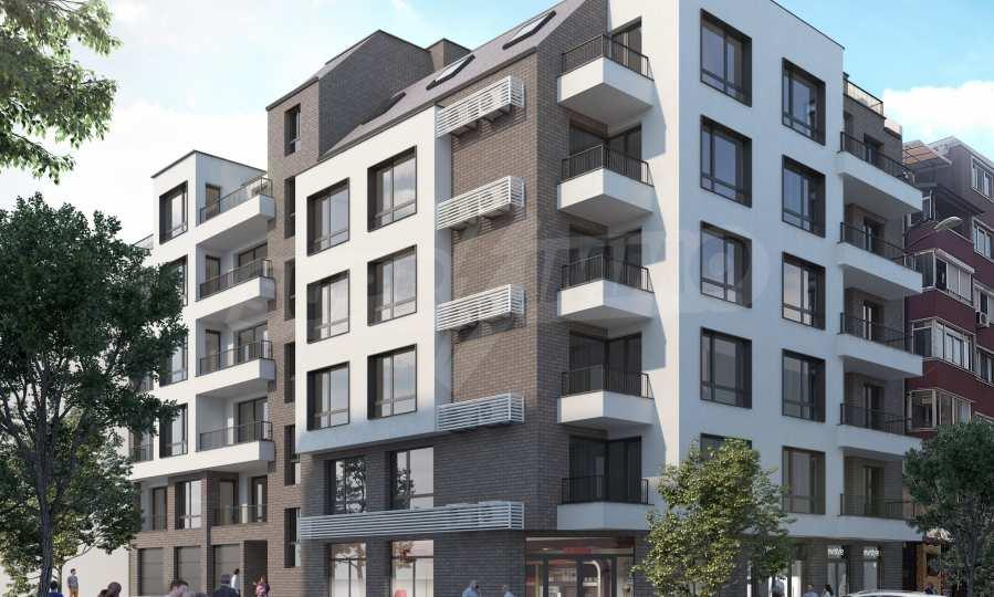 Neue Apartments im Boutiquegebäude in der Nähe vom Zentrum von Burgas 3