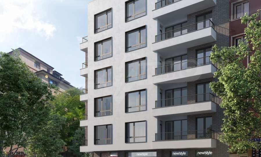 Neue Apartments im Boutiquegebäude in der Nähe vom Zentrum von Burgas 4