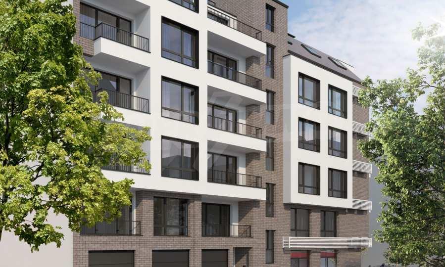 Neue Apartments im Boutiquegebäude in der Nähe vom Zentrum von Burgas 5