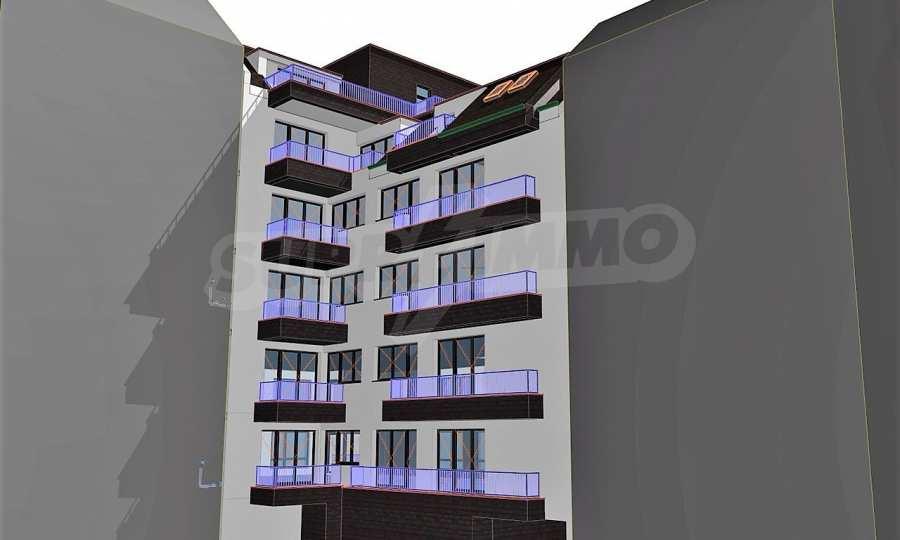 Neue Apartments im Boutiquegebäude in der Nähe vom Zentrum von Burgas 6