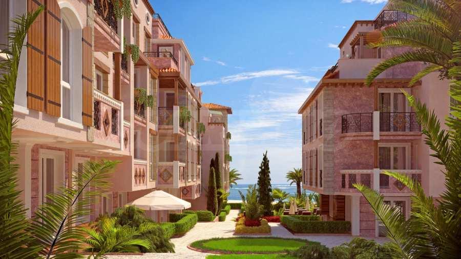 Projekt mit neuen Apartments in erster Meerlinie in der Nähe vom Strand Kavatzi in Sozopol 17