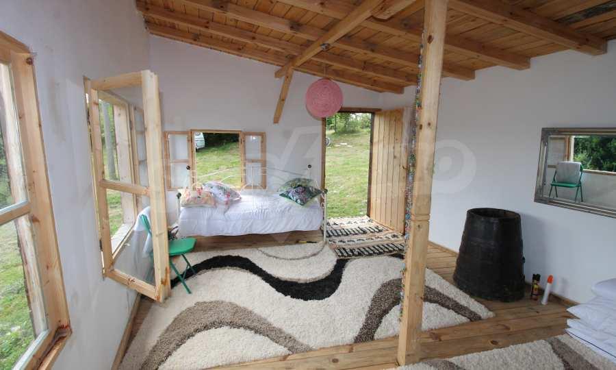 Kleine Villa im Gebirge, 18 km von der Stadt Elena entfernt 15