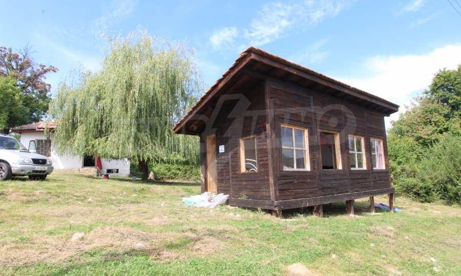 Kleine Villa im Gebirge, 18 km von der Stadt Elena entfernt 27
