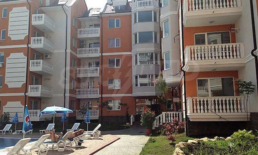 Neue Apartments im attraktiven Komplex neben Cacao Beach am Sonnenstrand 3