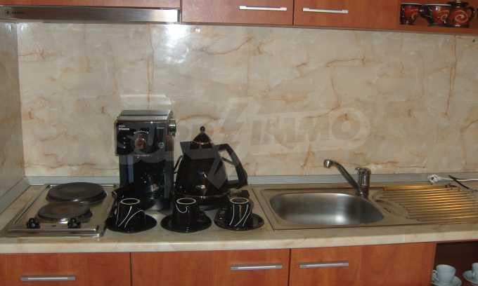 2-Raum-Apartment im Elite-Komplex neben Cacao Beach am Sonnenstrand 12