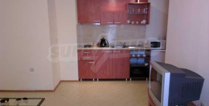 2-Raum-Apartment im Elite-Komplex neben Cacao Beach am Sonnenstrand 13