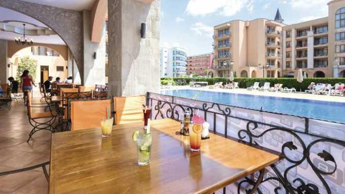 2-Raum-Apartment im Elite-Komplex neben Cacao Beach am Sonnenstrand 14