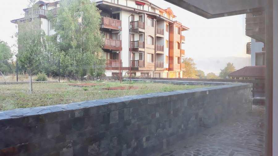 2-Raum-Apartment mit einer Terrasse und einer atemberaubenden Aussicht auf das Gebirge 10
