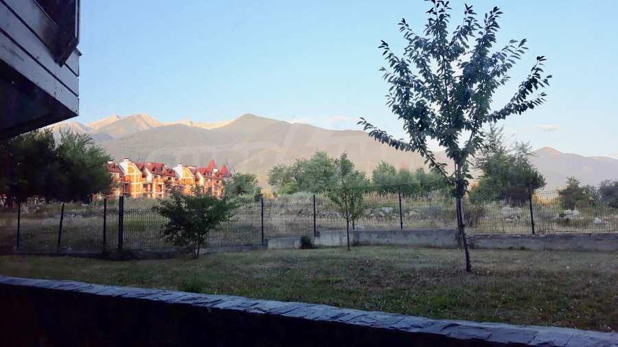 2-Raum-Apartment mit einer Terrasse und einer atemberaubenden Aussicht auf das Gebirge 11