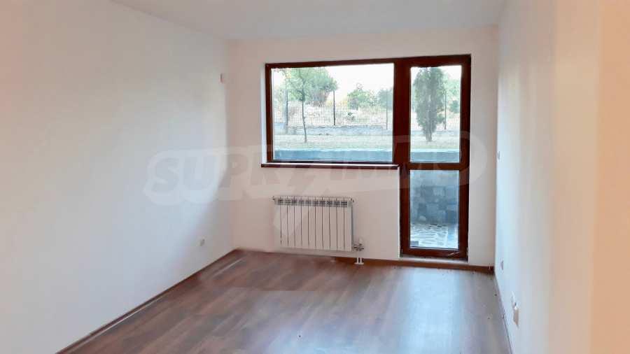2-Raum-Apartment mit einer Terrasse und einer atemberaubenden Aussicht auf das Gebirge 1