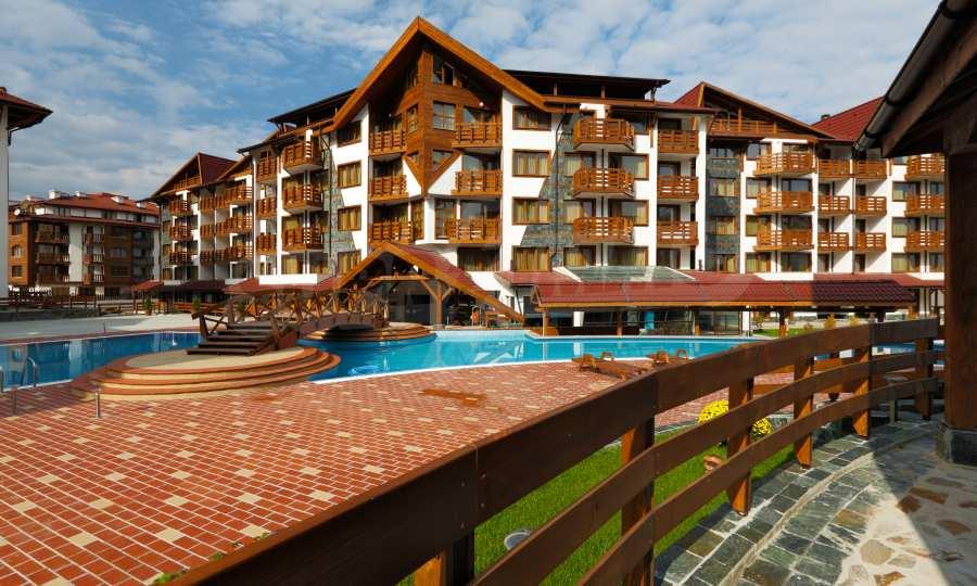 2-Raum-Apartment mit einer Terrasse und einer atemberaubenden Aussicht auf das Gebirge 7