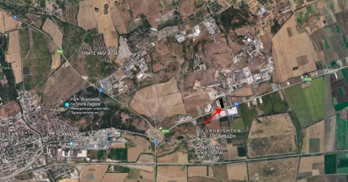 Grundstück im Industriegebiet von Stara Zagora 2