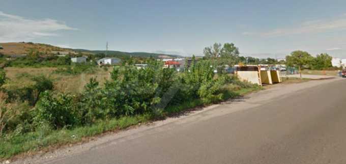 Grundstück im Industriegebiet von Stara Zagora
