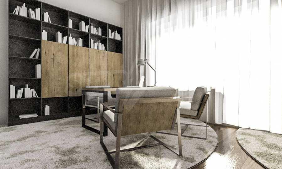 Funktionelle Wohnungen im Neubau-Gebäude im Stadtteil Lasur 10