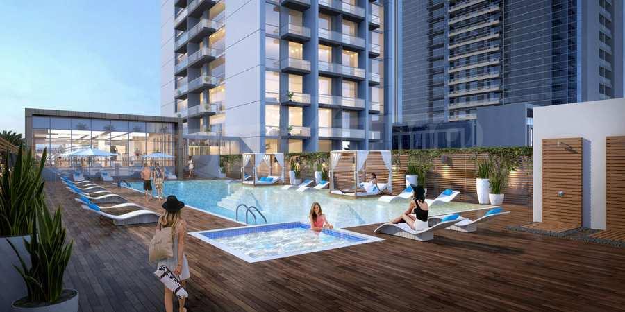 Neuer luxuriöser Wolkenkratzer in Dubai Marina 10