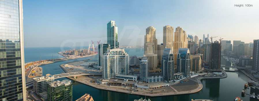 Neuer luxuriöser Wolkenkratzer in Dubai Marina 11
