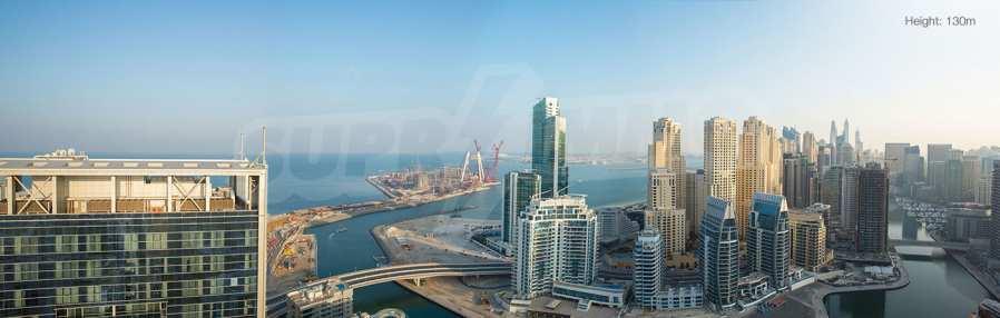 Neuer luxuriöser Wolkenkratzer in Dubai Marina 12