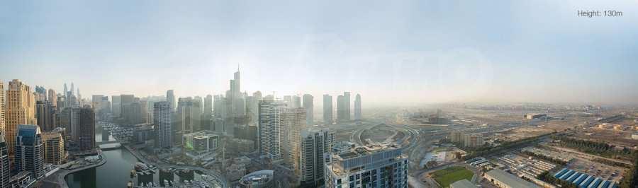 Neuer luxuriöser Wolkenkratzer in Dubai Marina 13