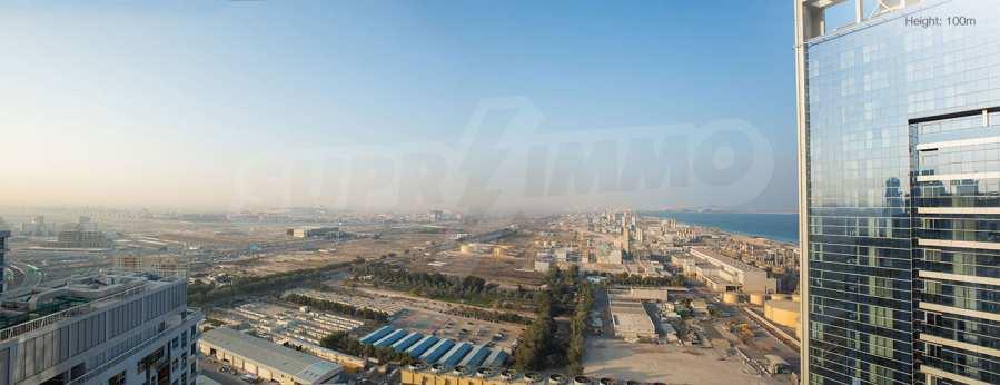 Neuer luxuriöser Wolkenkratzer in Dubai Marina 14